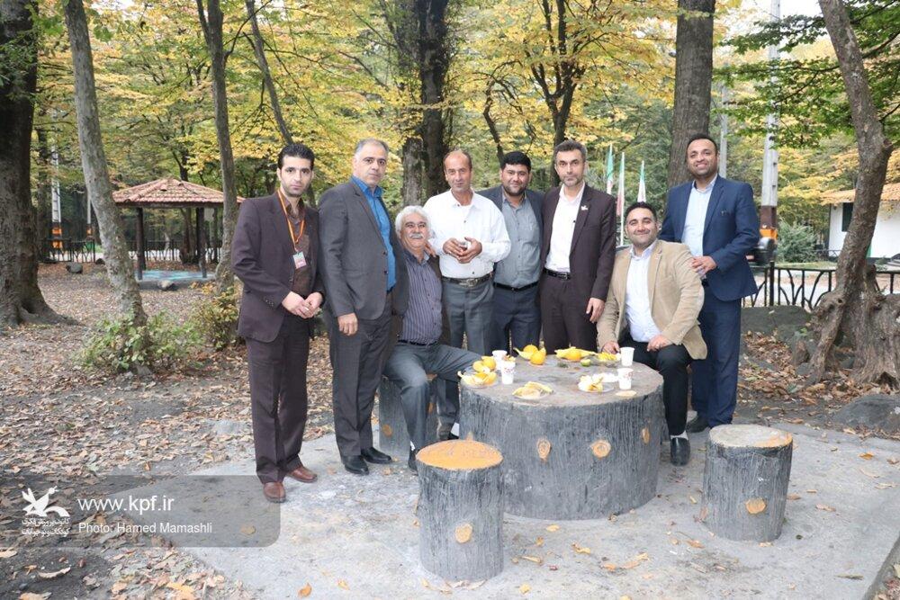 در حاشیهی بیستودومین جشنواره بینالمللی قصهگویی منطقه ۵ کشور به میزبانی استان گلستان