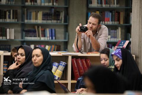 هشتادمین نشست توسعه و ترویج فرهنگ کتابخوانی
