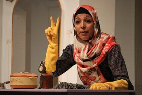قصهگوی کرمانی به مرحله پایانی بیستودومین جشنواره بینالمللی قصهگویی راه یافت