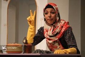 قصهگویان کرمانی در ایستگاه آخر جشنواره قصهگویی