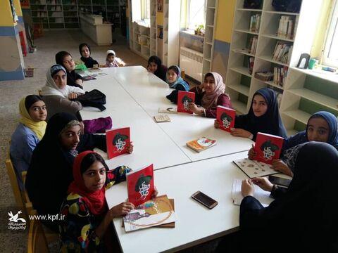 گرامیداشت هفته کتاب در مراکز فرهنگی هنری مازندران