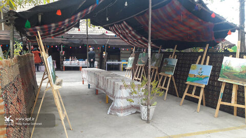 فضاسازی بیستودومین جشنواره بینالمللی قصهگویی منطقه2 کشور در لرستان