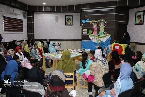گرامیداشت هفتهی کتاب و کتابخوانی در مراکز فرهنگی هنری کانون گلستان