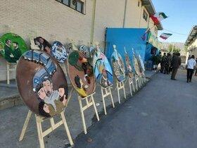یادواره کوچکترین شهید دانشآموز استان کرمان برگزار شد