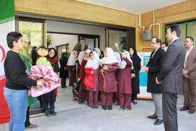 بازدید مدیرعامل کانون از مراکز باز طراحی شده کانون استان تهران
