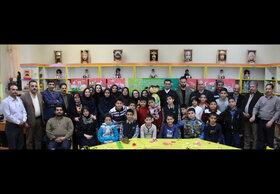 بازدید مدیر عامل از مراکز کانون استان تهران
