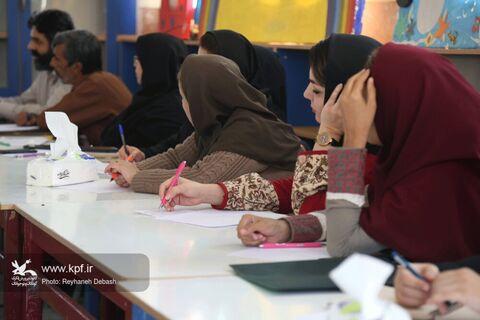 پودمان آموزشی بحث آزاد برای مربی مسئولان و مربیان فرهنگی مراکز کانون استان بوشهر