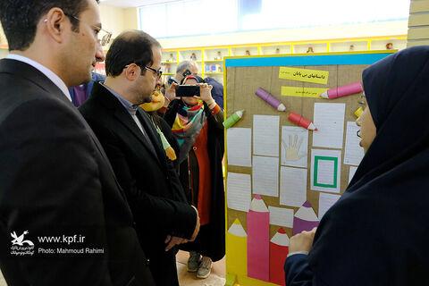 بازدید مدیرعامل کانون از مراکز استان تهران