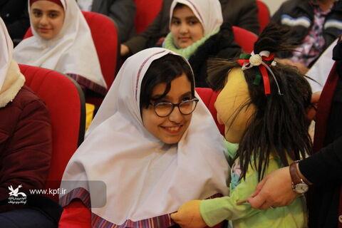 بازدید مدیر عامل از مراکز کانون استان تهران/عکس: الهه علیرضا لو
