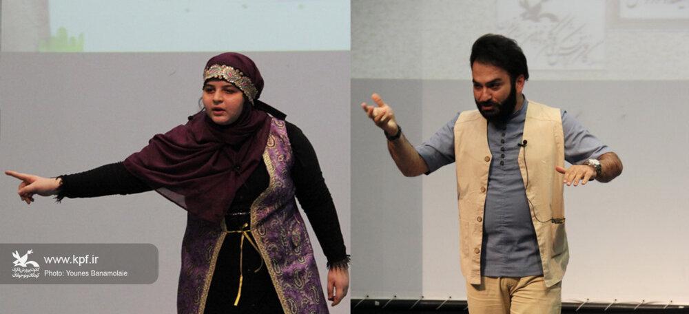 دو قصهگوی تهرانی به مرحله پایانی جشنواره بینالمللی قصهگویی راه یافتند