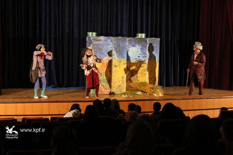 اجرای نمایش گروفالو در سینما کانون ساری (2)