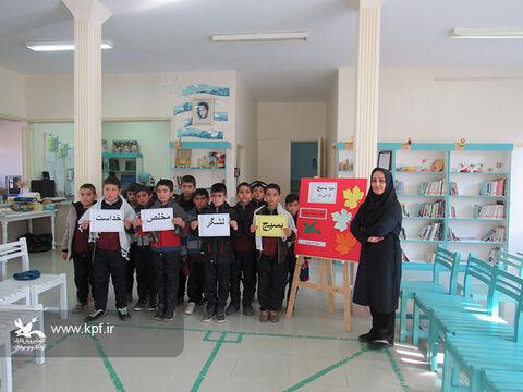 گرامیداشت هفته بسیج در مراکز کانون استان اردبیل