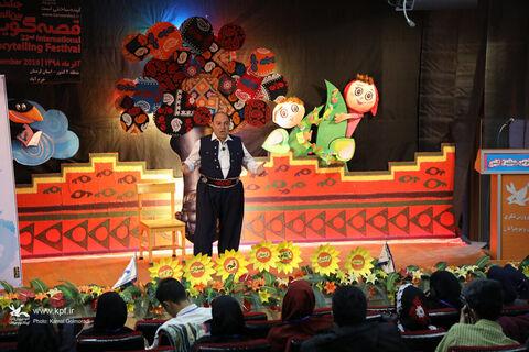بیستودومین جشنواره بینالمللی قصهگویی منطقه ۲ کشور در لرستان