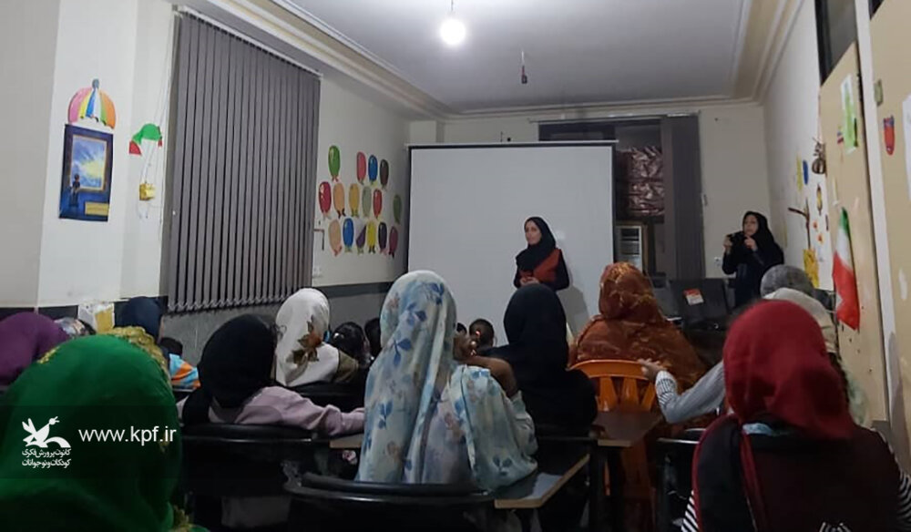 مشارکت کانون پرورش فکری هرمزگان در برگزاری هفته فرهنگی دوراهی ایسینی