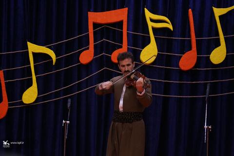 نخستین مهرواره سرود آفرینش در سنندج