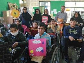 مراکز کانون کرمان برای کودکان دارای نیازهای ویژه برنامه اجرا کردند