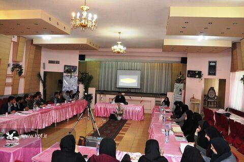 دومین روز از گردهمایی مسئولان کانون های ثابت، سیار و پستی خراسان جنوبی در بیرجند
