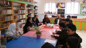 دومین نشست انجمن ادبی«اختر» مراکز کانون پارسآباد