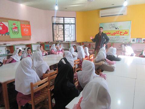 اجرای طرح «کانون مدرسه» در مراکز فرهنگی هنری کانون استان گلستان