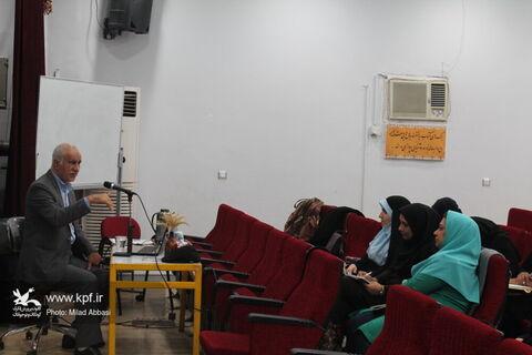 پودمان آموزشی «فعالیتهای علمی کودکان و نوجوانان» در اهواز