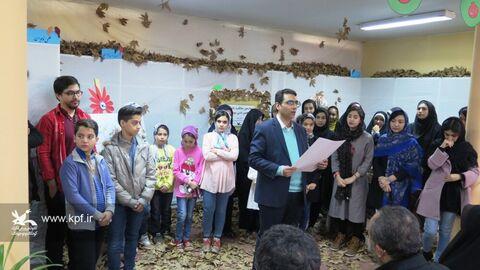 جشن چهارمین سالگرد تولد انجمن ادبی«نوغزل» در کانون قزوین