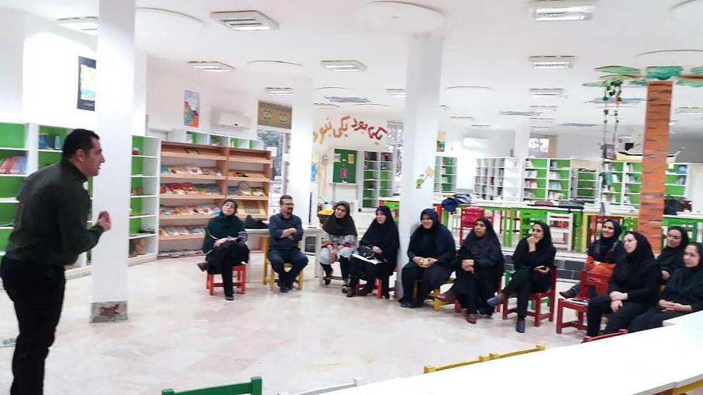 سومین نشست انجمن قصهگویی برگزار شد