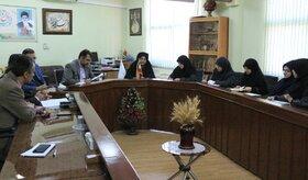 جلسه هماهنگی و بررسی شاخصهای ارزیابی عملکرد کانون