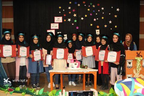 جشن فارغ التحصیلی  اولین زبان آموزان نوجوان کانون زبان کهگیلویه و بویراحمد