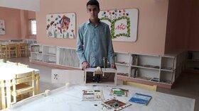 سرعت گیر هوشمند نوجوان نایینی در یازدهمین جشنواره پژوهش کشور شایسته تقدیر شد