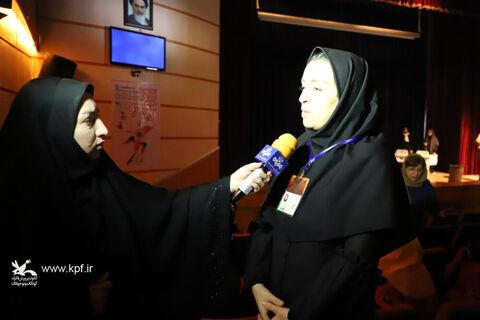 مرحله استانی هجدهمین جشنواره هنرهای نمایشی استان مازندران