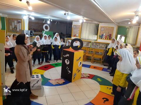 ویژه برنامه هفته پژوهش در مرکز شماره 11 کانون استان تهران