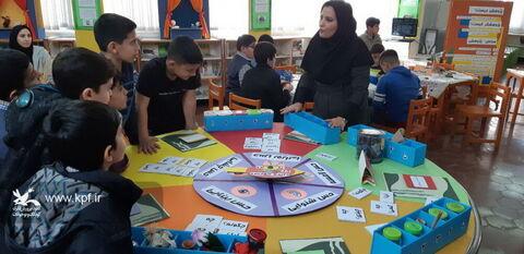 ویژه برنامه هفته پژوهش در مرکز شماره 20 کانون استان تهران