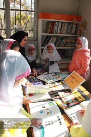 ویژه برنامه هفته پژوهش در مرکز شماره 41 کانون استان تهران
