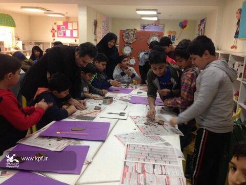 ویژه برنامه هفته پژوهش در مرکز  شماره 42 کانون استان تهران