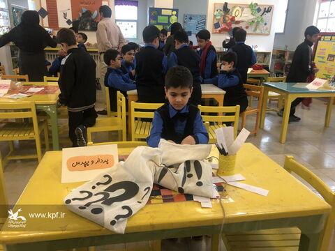 ویژه برنامه هفته پژوهش در مرکز  پردیس کانون استان تهران