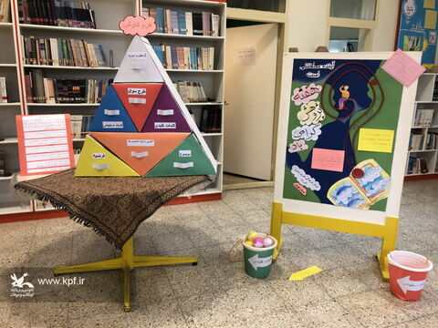ویژه برنامه هفته پژوهش در مرکز  دماوند کانون استان تهران