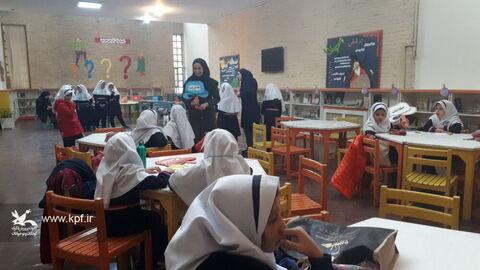 ویژه برنامه هفته پژوهش در مرکز شماره 3 کانون استان تهران