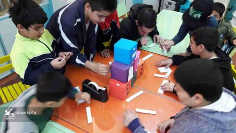 ویژه برنامه هفته پژوهش در مرکز شماره 14 کانون استان تهران