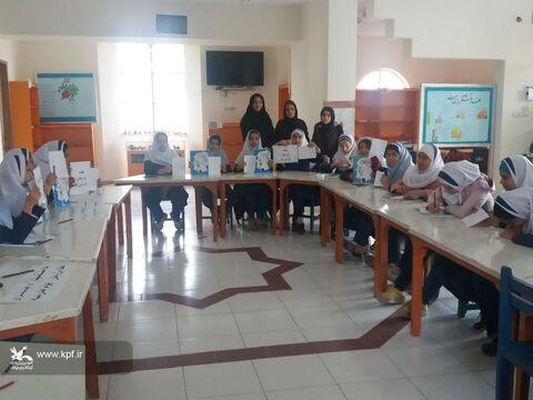استقبال از هفته پژوهش در مراکز کانون پرورش فکری استان کرمانشاه