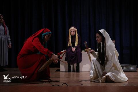 مرحله استانی هجدهمین جشنواره هنرهای نمایشی استان مازندران (صبح روز دوم)