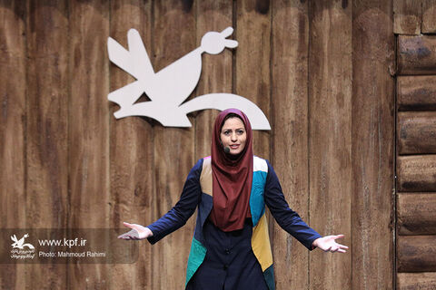 اولین روز بیستودومین جشنواره بینالمللی قصهگویی