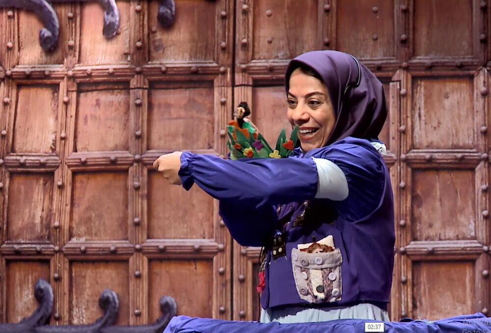 قصهگوییهای اولین روز بیستودومین جشنواره بینالمللی قصهگویی(۲)