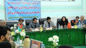 کانون زبان ایران و تریلی سیار کانون دو محور سخنان مدیرکل کانون سیستان و بلوچستان