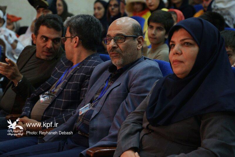 آﺋین اختتامیه هجدهمین جشنواره هنرهای نمایشی کانون بوشهر در مرحله استانی برگزار شد