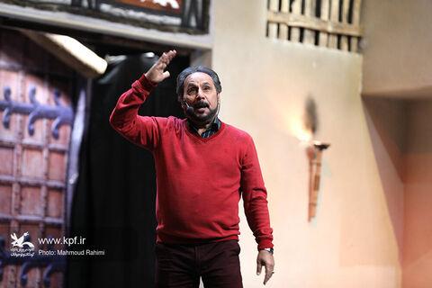 قصهگویی مجید قناد در بیستودومین جشنواره بینالمللی قصهگویی