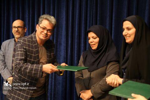 هجدهمین جشنواره هنرهای نمایشی کانون استان بوشهر