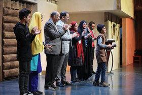 قصهگویان آذربایجان شرقی و کسب سه عنوان برتر بیستودومین جشنواره بینالمللی قصهگویی