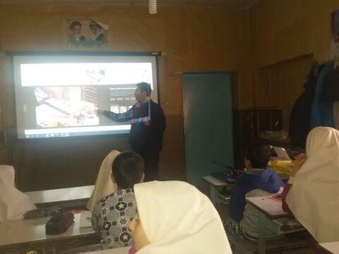 گزارش تصویری برنامههای هفته پژوهش در مراکز کانون آذربایجانغربی
