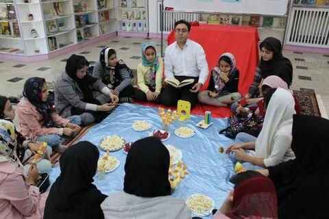 یلدا در مراکز کانون آذربایجانغربی