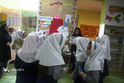 گرامیداشت هفته پژوهش در مراکز فرهنگی و هنری کانون استان قزوین